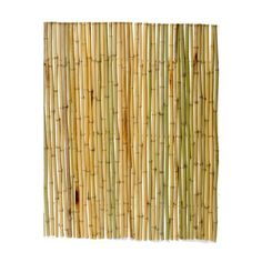 Boedika 90175 Sustainable Rolled Tonkin Bamboo Fence, 6-Feet by 8-Feet by .75-Inch 18-20mm by Boedika. Save 4 Off!. $75.00. Offers privacy and tranquility. Made with the best quality bamboo poles and brush all wired together with strong wire, then rolled for easy transport. Durable fencing is made from the strongest, most environmentally sustainable wood on earth. To install, unroll and attach to existing chain link fence or post and beam fence frame. Quick, easy-to-install and...
