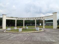 Bicol University Main Campus in Legaspi, Legaspi City