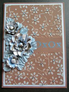 Couture Creations: Couture Creations Fresh & Fun Embossing Folder Collection