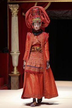 Kenzo I swooned when I saw this walk - it has deeply inspired my own work.