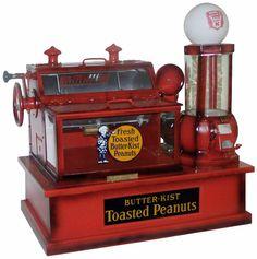 Butter-Kist Toasted Peanuts machine.
