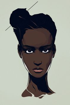 Black Girl Illustrated.