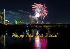 fireworkshappy new year austintx