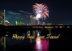 fireworkshappy new year austintx