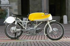 Moto Rumi Competition SS Hunchback ~ Return of the Cafe Racers