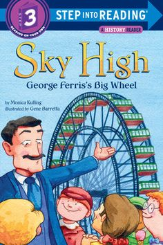 Sky High by Monica Kulling