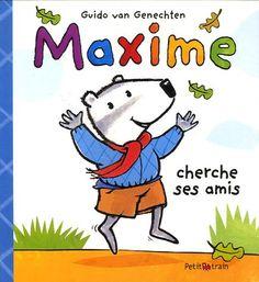 C'est une belle journée! Maxime va se promener au bois. Tout est calme et tranquille. Soudain, il sursaute. Quelque chose a craqué et il entend son prénom. Il n'est pas seul dans les bois pense-t-il perplexe. Soudain, Marie et Mariette font leur apparition. Elles veulent jouer à cache-cache. Bientôt, Maxime déniche aussi Emile et Victor. Mais où est caché Tom? Veux-tu le découvrir avec Maxime? Une jolie histoire sur l'amitié. Maxime, Smurfs, Disney Characters, Fictional Characters, Van, Mariette, Quelque Chose, Jouer, Collection
