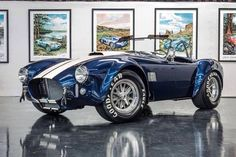 Shelby Cobra favorite car ever Ford Shelby Cobra, Ac Cobra 427, Shelby Gt 500, Shelby Car, Ford Mustang, Kit Cars, Carros Audi, Ac Schnitzer, Good Looking Cars