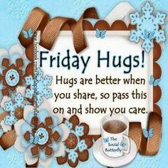 Friday Hugs (36 pieces)