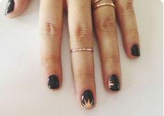 Minimalist Nail Art Designs 2014