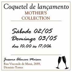 Chamada | Mother's Collection