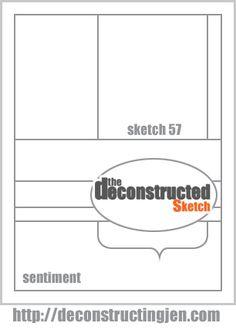 Deconstructed Sketch No. 57 | deconstructing jen