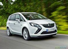 Новый Opel Zafira Tourer 2014 - семейный минивэн. Семейное авто Opel Zafira Tourer 2014 является представителем третьего поколения популярного в Европе семейства. Презентации Опель Зафира Турер 2014 предшествовал показ предсерийного варианта, получившего название с префиксом Tourer Conc