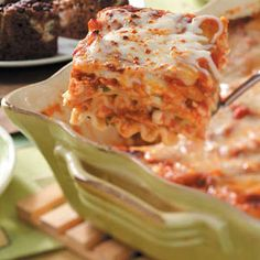 Healthy Chicken Lasagna -found low fat ricotta & sub'd for cottage chz -may need extra tomato sauce when serving
