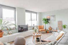 indeling u vormige woonkamer - Google zoeken   Interieur   Pinterest ...