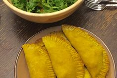 Easy Fluffy Jamaican Veggie Patties—Oh and They're Vegan! Repin this and Click to read and try! Jamaican meat patties, Jamaican beef patties, tumeric