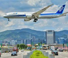 All Nippon Airways (ANA) Boeing 787-9 Dreamliner