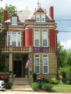 mansion - Danville VA