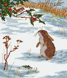 "Scheme ""Rabbit and Bird"" 
