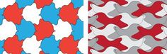 Swimming Fish Tessellation