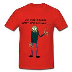 Salad Fingers T-Shirt | Spreadshirt
