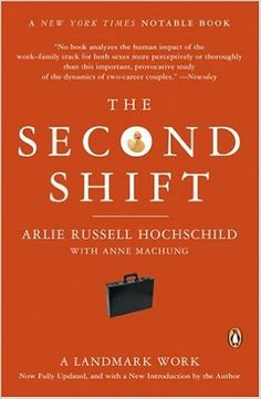 Women entered the workforce finally and more fully in the second half of the twentieth century, but here Hochschild argues that the drudgery of domestic life continues to be their second job when they get home.