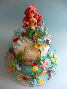 Ariel cakes | Galleri ariel-sonata-cake – Mari Milo Cake Design
