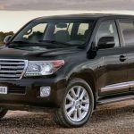 2013-2015 Toyota Land Cruiser 4.5 D4-D