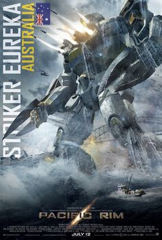 Pacific Rim New Big Size Posters: Gipsy Danger, Striker Eureka, Crimson Typhoon, Coyote Tango, Cherno Alpha. BONUS: Super Banner [7000x493 size]!!!! ENJOY