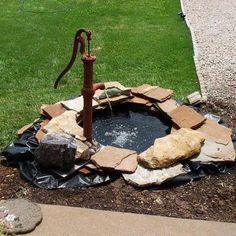 {DIY Garden Pond!}
