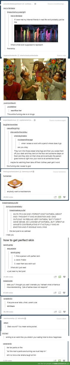 Tumblr is on drugs - Part 1 - http://www.awwomg.com/tumblr-is-on-drugs-part-1/?utm_source=PN&utm_medium=AwwOMG&utm_campaign=SNAP%2Bfrom%2BAwwOMG.com