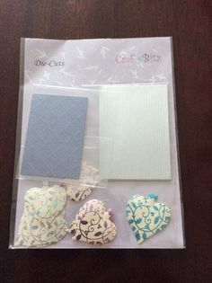 Crafty Bitz pk DC120 papers shapes  etc etc by TheBargainStoreUK