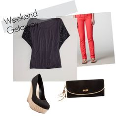 Weekend Getaway, created by lizzy-815 on Polyvore