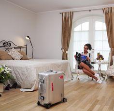 standard double room at Dwór Oliwski Hotel # Gdansk # Poland