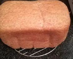 Pan de espelta integral en la panificadora del lídl Receta de Mari Ramos- Cookpad Tostadas, Sin Gluten, Bread, Food, Spelt Flour, Bread Recipes, Deserts, Bouquets, Glutenfree