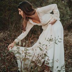 Magia con los diseños de @teresabaenacom  MUAH @marietanogueras  Model @maartaranda . #wedding #weddingdress #weddininspiration #junebugweddings #elopement