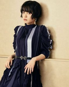 Japanese Girl, Asian Beauty, Short Hair Styles, Hirate Yurina, My Love, Womens Fashion, Cute, Yosh, Woman