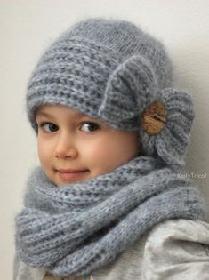Knitting Pattern – COQUETTE (Toddler through Adult) – English, French & Russian Patron de tricot COQUETTE Tailles: enfant et adulte par KatyTricot Baby Knitting Patterns, Crochet Patterns, Crochet Baby, Knit Crochet, Stockinette, Yarn Over, Wool Yarn, Knitting Wool, Knitting Projects