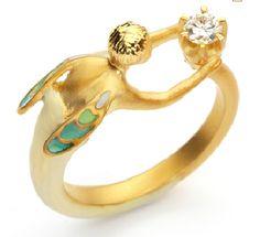 Masriera 2012 Art Nouveau Collection