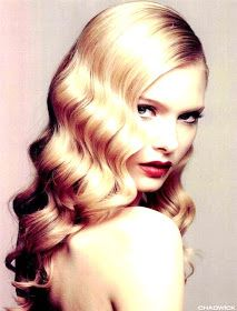 Venus Loves Virgo: HAIR TREND LUST 2013-Finger Waves + Marcel Waves