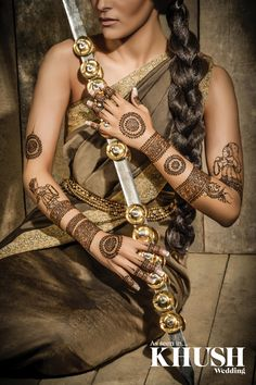 HAUTE HENNA! Adorn yourself in intricate mehndi designs by the talented Lali Creations/Henna by Lali London based, Nationwide coverage T: +44(0)7825 883 406 (By appointment only) W: www.lalicreations.co.uk E: lata@lalicreations.co.uk Instagram: @Lali_Creations Instrument: Sikh Heritage Centre