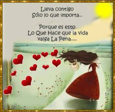 Frases, imágenes y gifs positivos para reflexionar Good Morning In Spanish, Good Morning Love, Morning Inspirational Quotes, Morning Quotes, Merry Christmas In Spanish, Happy Quotes, Me Quotes, Life Experience Quotes, Cute Love Gif