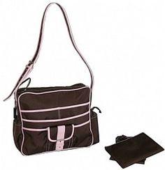 Kalencom Baby Changing Bag Weekender Nappy//Diaper Messenger Pink