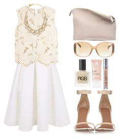 """""""Chloe"""" by designbecky ❤ liked on Polyvore featuring Keepsake the Label, Marni, Kate Spade, Urban Decay, Lanvin, RGB Cosmetics, Givenchy, La Roche-Posay and Sabrina Zeng"""