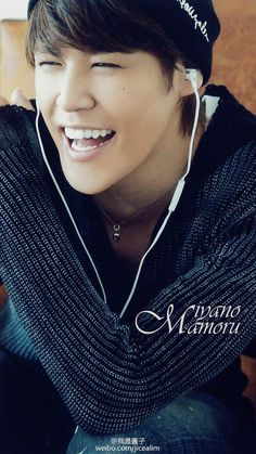 Mamoru Miyano - 宮野真守  :3