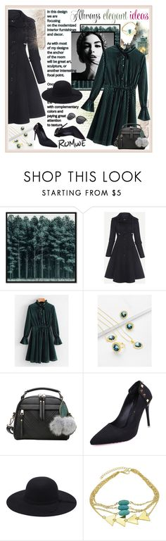 """""""ROMWE 223 (20)"""" by carola-corana ❤ liked on Polyvore featuring West Elm and romwe"""