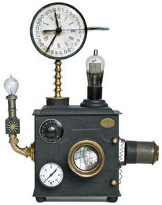 2864 Projector, Klockwerks by Roger Wood