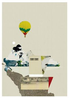 'Arriving home art print' by JesusPerea on Kurated. http://krtd.in/GAjW $20.00