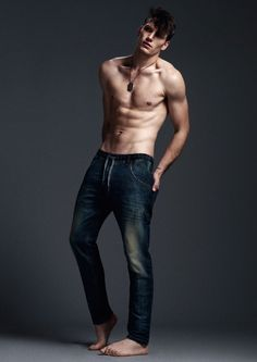 Florian Van Bael is a Teenage Dream for Diesel Spring/Summer 2013