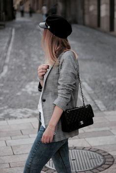 Sur le blog, je vous parle des tendances mode de cet automne / hiver ! Chanel Bag Classic, Hui, Blogging, Passion, Community, Bags, Inspiration, Outfits, Fall Winter Fashion